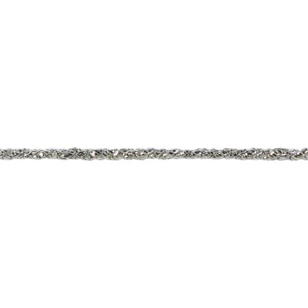Cord.rayonne 2mm 50m argent