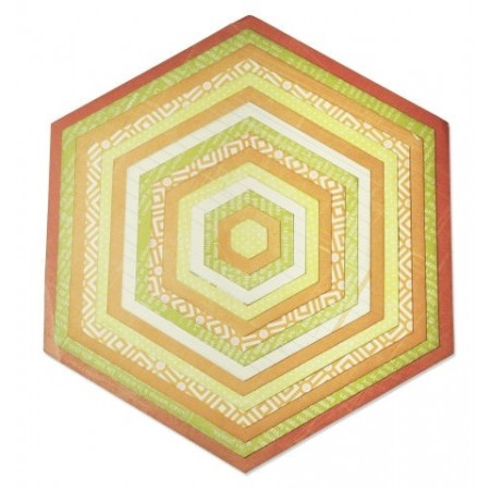 Framelits Plus Die Set Hexagon