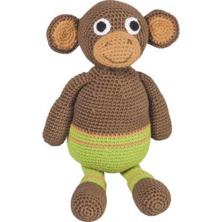 Kit animal en crochet Singe
