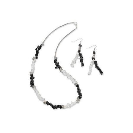 Kit de perles Trendline Black and White