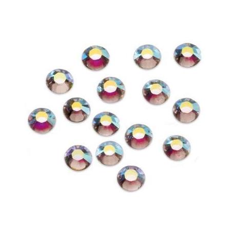 Pierres de strass Swarovski 3,2mm cristal AB